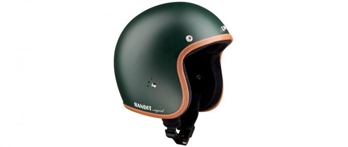 BANDIT Premium Jet verde mate