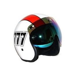Jet visor SHORTY iridium