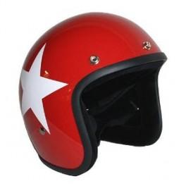 BANDIT Star Jet red