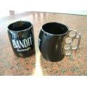 Coffee mug BANDIT FIGHTER christmas promotion