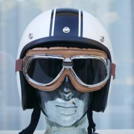 Gafas BANDIT marron con cristales ahumados
