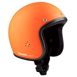 BANDIT Jet helmet Premium dull blue