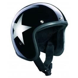BANDIT Star Jet gloss black